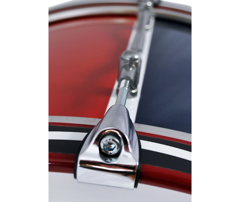 Advance Military Bass Drum Claw View