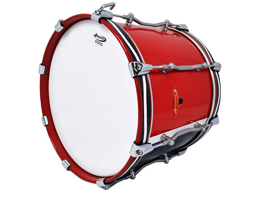 Advance Military Tenor Drum Top Head View