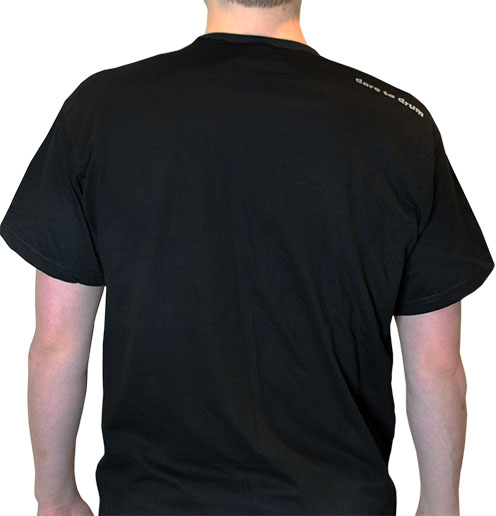 Andante T- shirt Back View