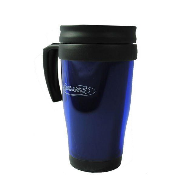 Andante Travel Mug Front View