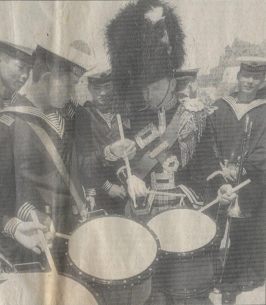 a history of drumming Drumatic innovation drum circles - manic to magic  ancient technique and evidence of its history may be found in  show that drumming accelerates.