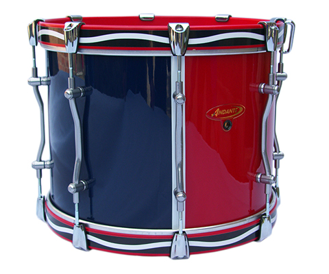 Advance Military Tenor Drum Military Pattern